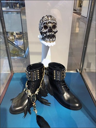 Skull Museum Case 1