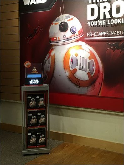 Star Wars Droid by Sphero 2