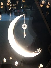 Tiffany Crescent Moon Museum Case 3