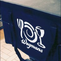 Wegmans Collapsable Thermal Cooler 3