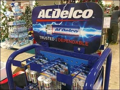 AC Delco Blue-Branded Scanner Hooks