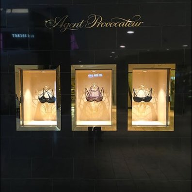 Agent Provocateur Wall Niches Main