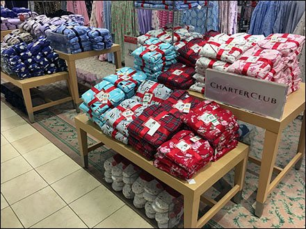 Charter Club Winter PJs Mass Merchandised 1