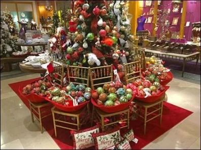 Christmas Ornament Soft Sided Bulk Bin 1