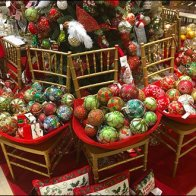 Christmas Ornament Soft Sided Bulk Bin 2