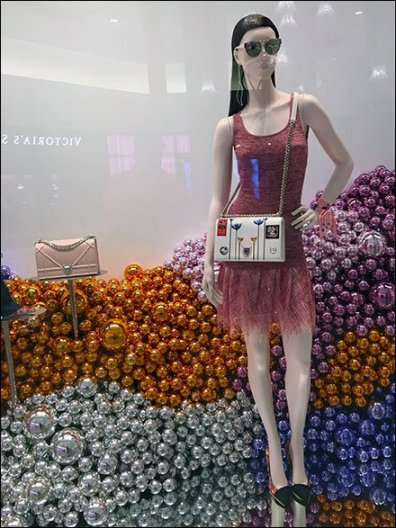 Dior Corners The Christmas Ornament Market