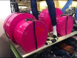 Faux Luggage as Fashion Staging