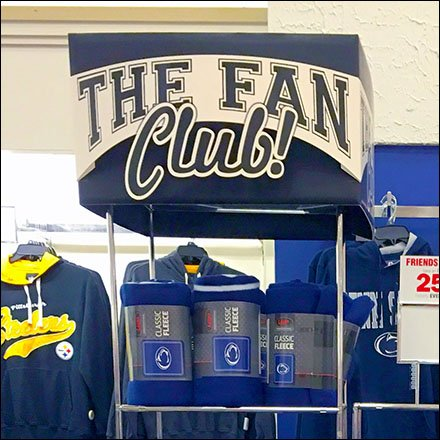 Football Fan Club Retail Fixtures 2