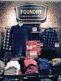 Foundry Big and Tall 2