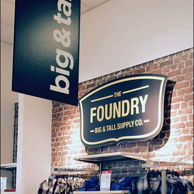 Foundry Big and Tall Vertical Banner 2