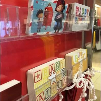 Gift Card Ledges At Macys 3