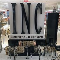 INC International Concepts Silhouette Logo 2