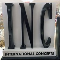 INC International Concepts Silhouette Logo 3