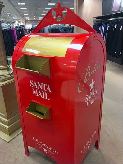Macys Santa's Corner Post Office 3
