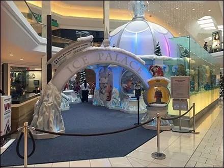 Mall Christmas Ice Palace 1