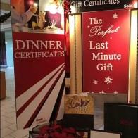 Menus Prop Christmas Gift Certificates 2