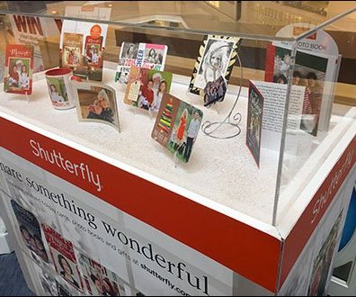 Shutterfly Analog Museum Case at the Mall 2