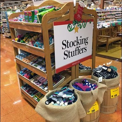 Stocking Stuffer Signs