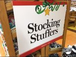 Stocking Stuffer Signs Revisited CloseUp