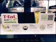 T-Fall ActiFry Point-of-Purchase 2