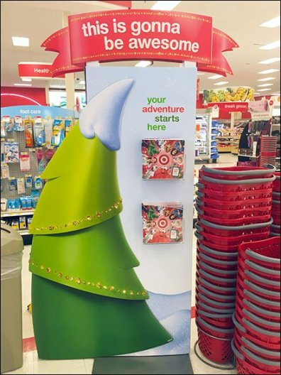 Target In-Store Christmas Catalog Overview