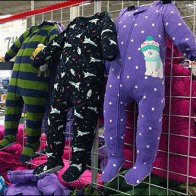 Toddler Pajamas Stuffed 3