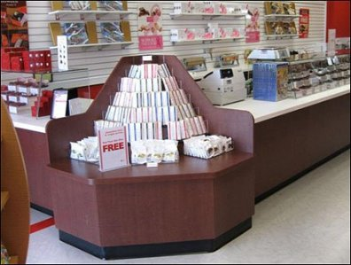 Accel Group Retail Candy Counter 2