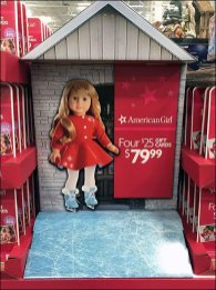 American Girl 4 Gift Cards 2