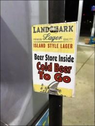 Beer Cross Sell at Gas Pump 3
