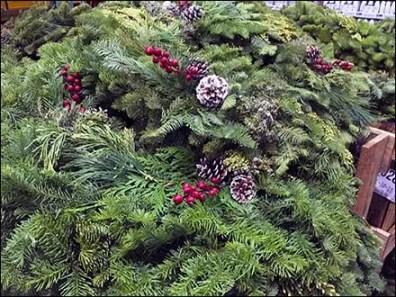 Christmas Boughs Bulk Bin Redux Aux