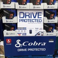 Cobra Radar Detector Merchandising by Pallet