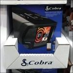 Cobra Radar Detector Merchandising by Pallet Closeup