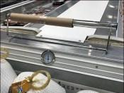 Coffin Case Cooler Bag Dispenser