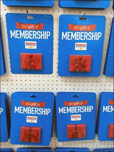 Costco Gift Membership Card 2