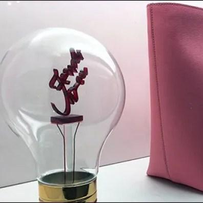 Fendi Idea Lightbulb 2