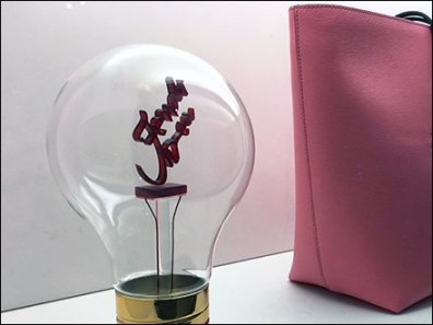 Fendi Idea Lightbulb 2