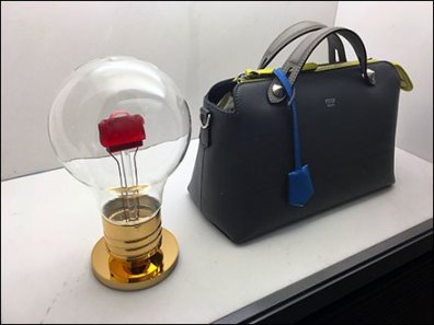 Fendi Lightbulb Purse 1