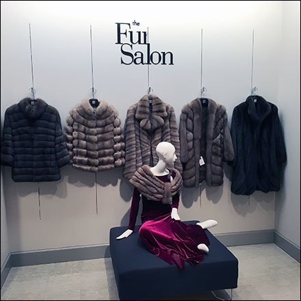 Fur Salon Departmental Branding 1