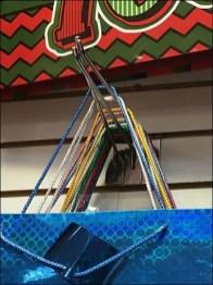 D.I.Y. Gift Bag Slatwall Multi-Hook