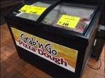 Grab 'N Go Pizza Dough Cooler Display