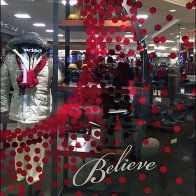 Macys Believe Window 2