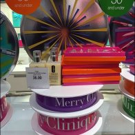 Merry Clinique Gift Ribbon 2