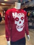 Sweatshirt Misfits Merchandising