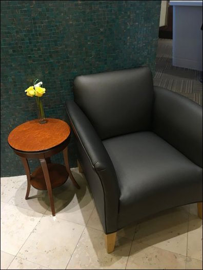 Neiman Marcus Elegant Seating Still Life