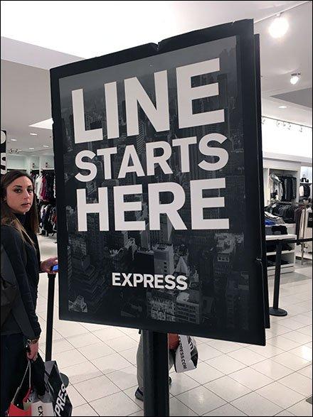Waiting Line And Queue Management Fixtures