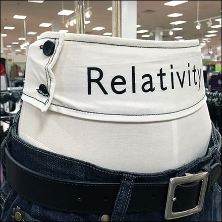 Relativity Cummerbund Branding In Retail