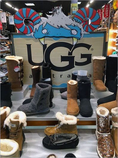 Uggs Yeti or Not 2