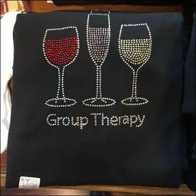T-Shirt Merchandising for Wine Aficionados
