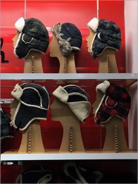 Woolrich Corrugated Headform 1