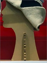 Woolrich Corrugated Headform 3